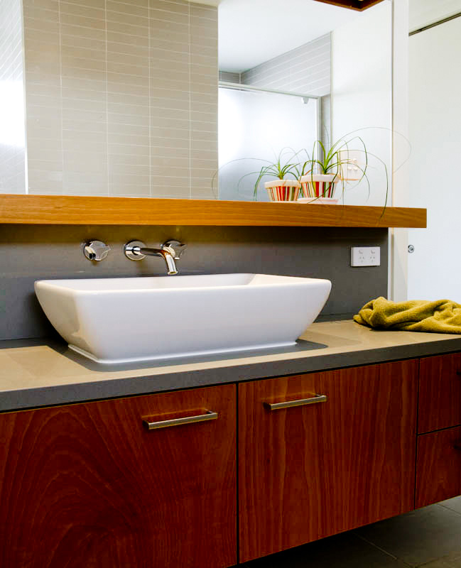 Erwin Interiors + Cabinet Makers - BATHROOMS GALLERY